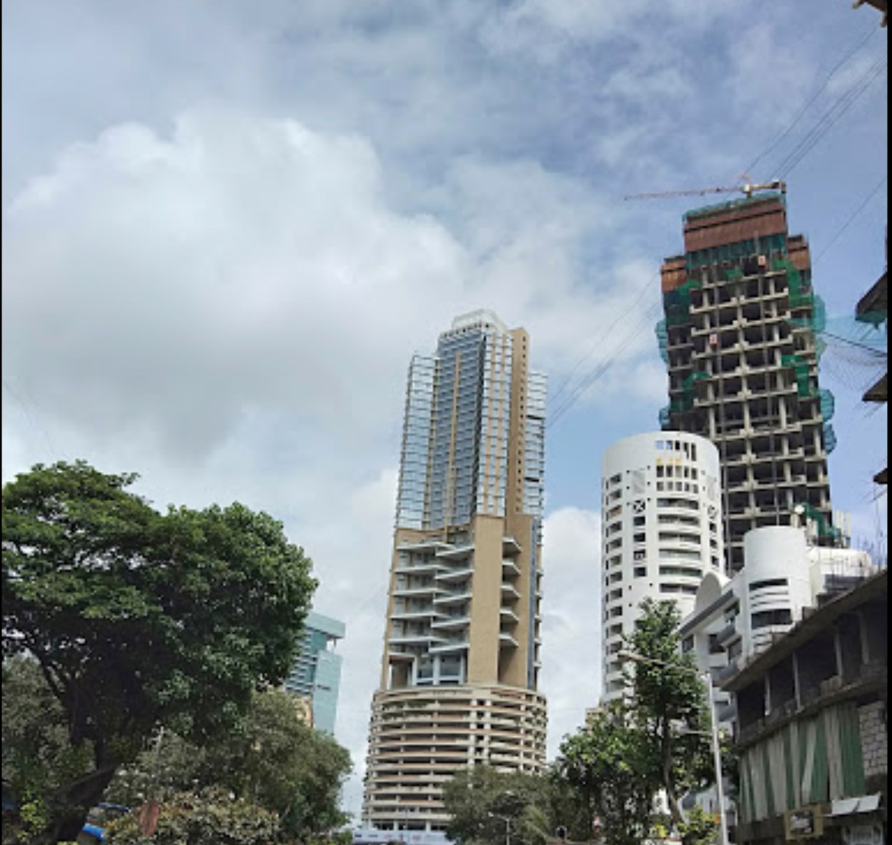 Indiabulls Sky Living, Lower Parel
