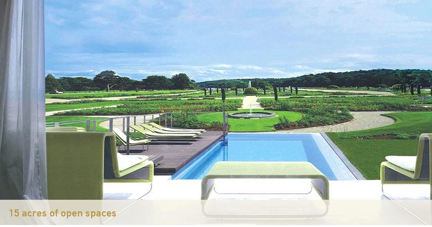 Lodha Estrella 15 acres of open space
